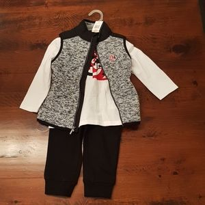 3 Piece Nautica Outfit in 2T